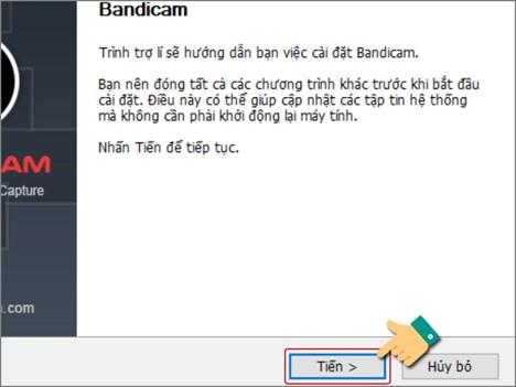 bandicam là gì
