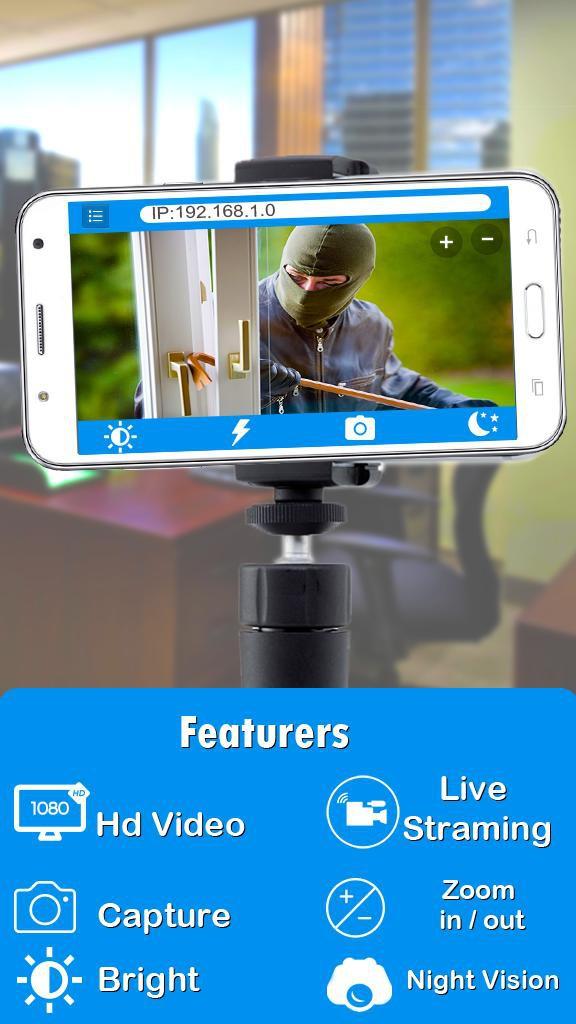 Biến điện thoại thành webcam