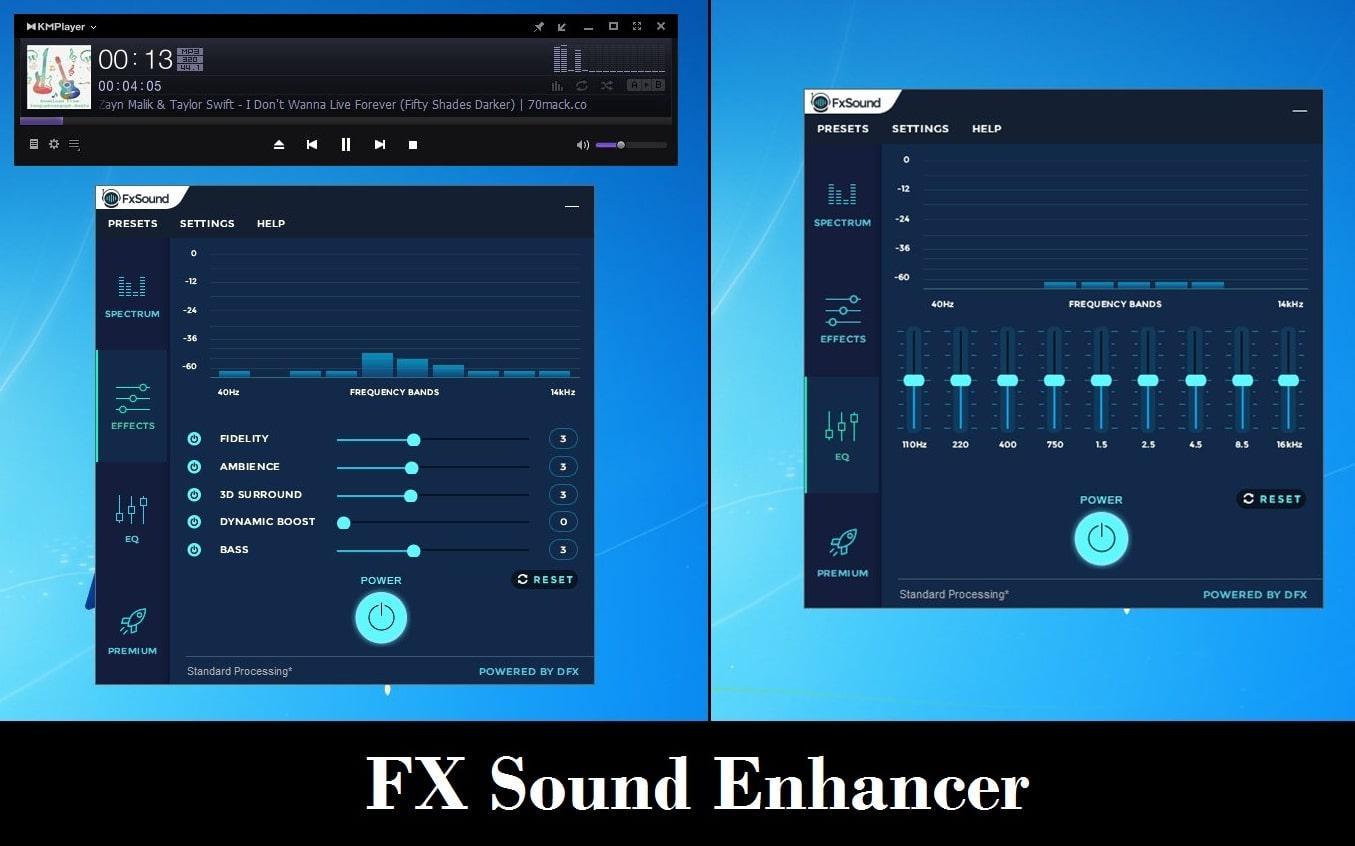 DFX audio ehancer là gì
