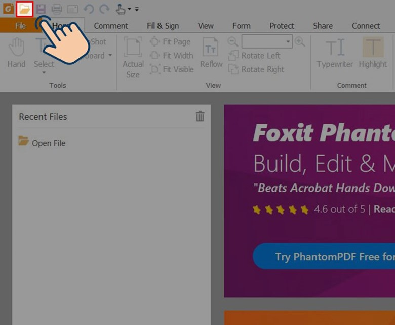 phần mềm foxit reader là gì