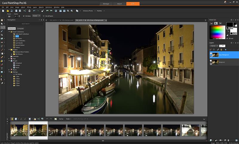 Phần mềm Corel Paintshop
