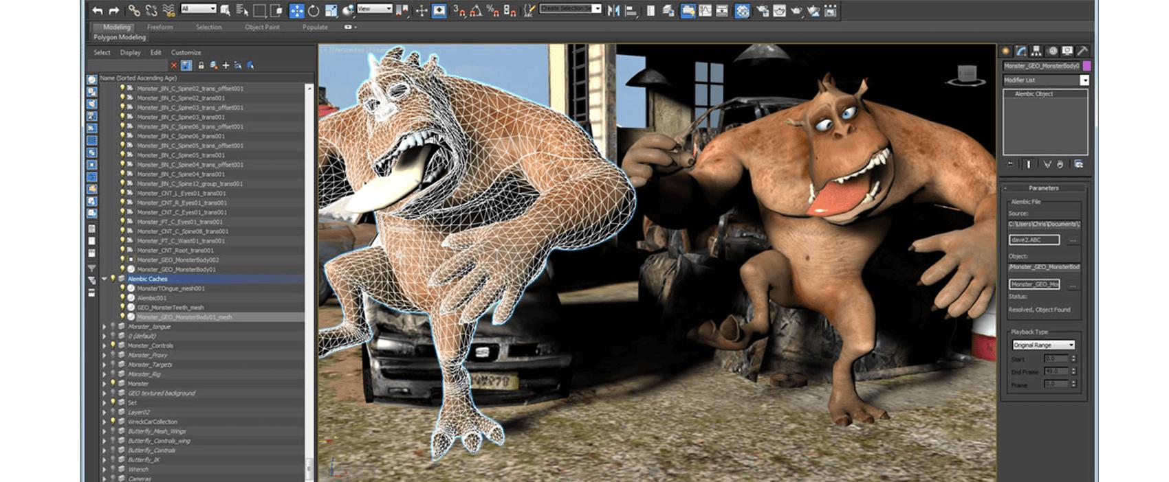 Autodesk 3ds Max là gì