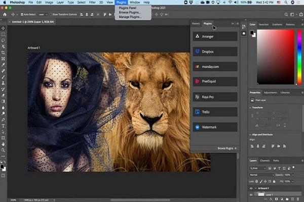 Phần mềm hỗ trợ chỉnh sửa ảnh vượt trội Photoshop