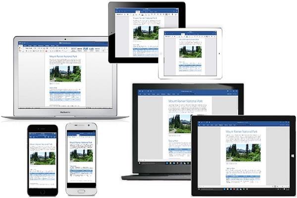 Microsoft Office 365 cho phép bạn làm việc mọi lúc, mọi nơi và trên mọi thiết bị